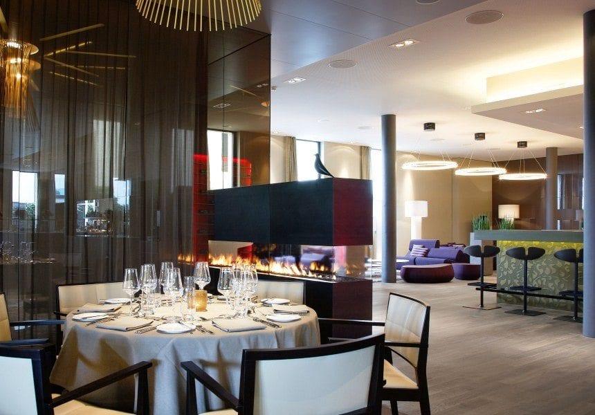 Wellnesshotel golf panorama lipperswil ostschweiz for Modernes wellnesshotel
